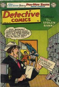 Cover Thumbnail for Detective Comics (DC, 1937 series) #194