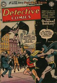 Cover Thumbnail for Detective Comics (DC, 1937 series) #195