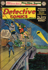 Cover Thumbnail for Detective Comics (DC, 1937 series) #196