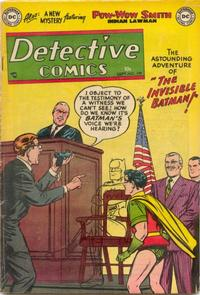 Cover Thumbnail for Detective Comics (DC, 1937 series) #199