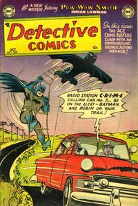 Cover Thumbnail for Detective Comics (DC, 1937 series) #200