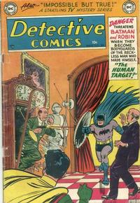 Cover Thumbnail for Detective Comics (DC, 1937 series) #201