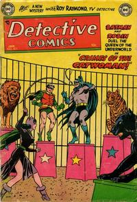 Cover Thumbnail for Detective Comics (DC, 1937 series) #203