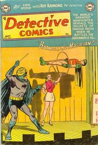 Cover Thumbnail for Detective Comics (DC, 1937 series) #207