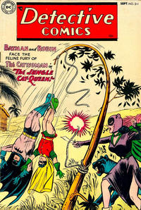 Cover Thumbnail for Detective Comics (DC, 1937 series) #211