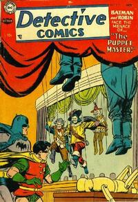 Cover Thumbnail for Detective Comics (DC, 1937 series) #212