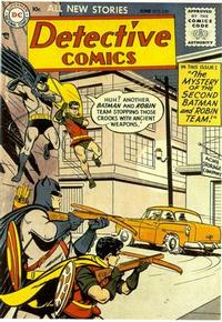 Cover for Detective Comics (DC, 1937 series) #220