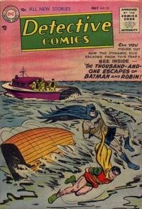Cover Thumbnail for Detective Comics (DC, 1937 series) #221