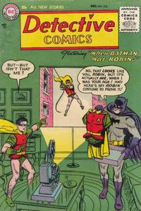 Cover Thumbnail for Detective Comics (DC, 1937 series) #226