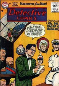 Cover Thumbnail for Detective Comics (DC, 1937 series) #227