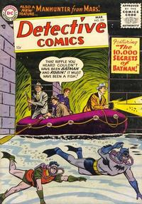 Cover Thumbnail for Detective Comics (DC, 1937 series) #229