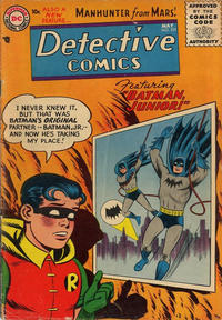 Cover Thumbnail for Detective Comics (DC, 1937 series) #231