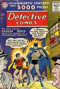 Cover Thumbnail for Detective Comics (DC, 1937 series) #234