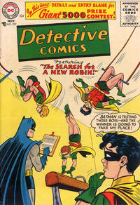 Cover Thumbnail for Detective Comics (DC, 1937 series) #237