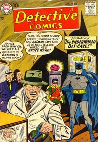 Cover Thumbnail for Detective Comics (DC, 1937 series) #242