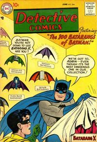 Cover Thumbnail for Detective Comics (DC, 1937 series) #244