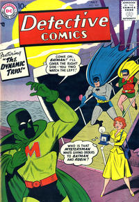 Cover Thumbnail for Detective Comics (DC, 1937 series) #245