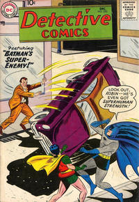 Cover Thumbnail for Detective Comics (DC, 1937 series) #250