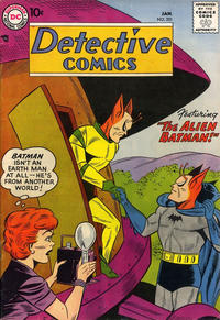 Cover Thumbnail for Detective Comics (DC, 1937 series) #251