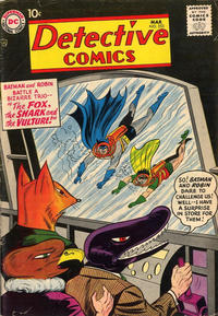 Cover Thumbnail for Detective Comics (DC, 1937 series) #253