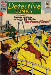 Cover Thumbnail for Detective Comics (DC, 1937 series) #254