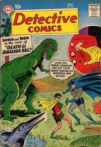 Cover Thumbnail for Detective Comics (DC, 1937 series) #255