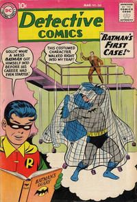 Cover Thumbnail for Detective Comics (DC, 1937 series) #265