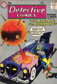 Cover Thumbnail for Detective Comics (DC, 1937 series) #266