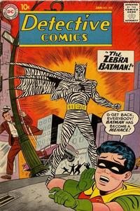 Cover Thumbnail for Detective Comics (DC, 1937 series) #275