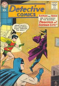 Cover Thumbnail for Detective Comics (DC, 1937 series) #283
