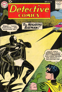 Cover Thumbnail for Detective Comics (DC, 1937 series) #284