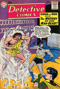 Cover Thumbnail for Detective Comics (DC, 1937 series) #285