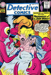Cover Thumbnail for Detective Comics (DC, 1937 series) #293