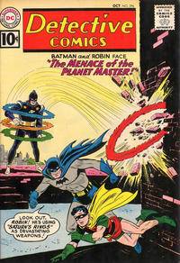 Cover Thumbnail for Detective Comics (DC, 1937 series) #296