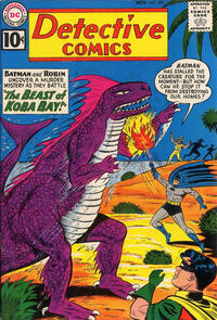 Cover Thumbnail for Detective Comics (DC, 1937 series) #297