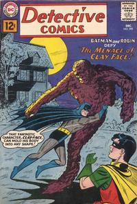 Cover Thumbnail for Detective Comics (DC, 1937 series) #298