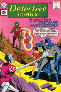 Cover Thumbnail for Detective Comics (DC, 1937 series) #299