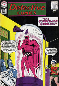 Cover Thumbnail for Detective Comics (DC, 1937 series) #301