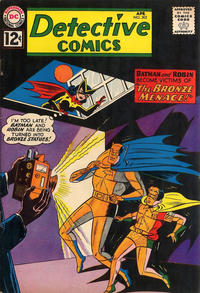 Cover Thumbnail for Detective Comics (DC, 1937 series) #302