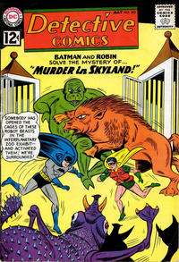 Cover for Detective Comics (DC, 1937 series) #303