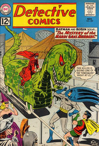 Cover Thumbnail for Detective Comics (DC, 1937 series) #309