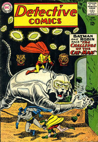 Cover Thumbnail for Detective Comics (DC, 1937 series) #311