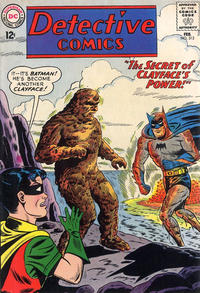 Cover Thumbnail for Detective Comics (DC, 1937 series) #312