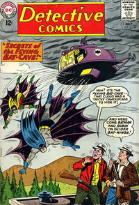 Cover Thumbnail for Detective Comics (DC, 1937 series) #317