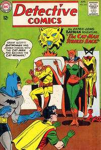 Cover Thumbnail for Detective Comics (DC, 1937 series) #318