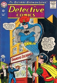 Cover Thumbnail for Detective Comics (DC, 1937 series) #322