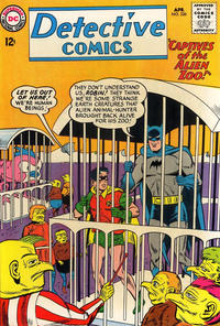 Cover Thumbnail for Detective Comics (DC, 1937 series) #326