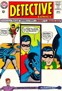 Cover Thumbnail for Detective Comics (DC, 1937 series) #327