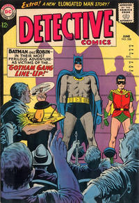 Cover Thumbnail for Detective Comics (DC, 1937 series) #328