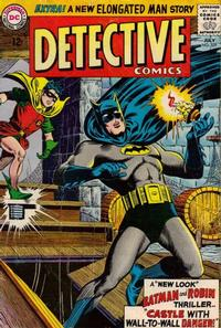 Cover Thumbnail for Detective Comics (DC, 1937 series) #329